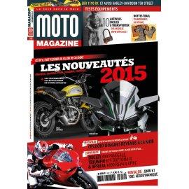 Moto Magazine n° 312 - Novembre 2014