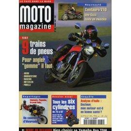 Moto Magazine n° 135 - mars 1997