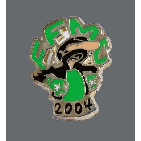 """Pin's moto FFMC 2004 : """"Non mais…"""" motards en colere"""