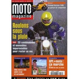 Moto Magazine n° 134 - Février 1996
