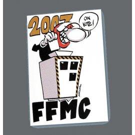 Motocollant FFMC 2007 - Cette année... On vote !!!