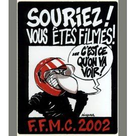 "Motocollant FFMC 2002 : ""Souriez"""