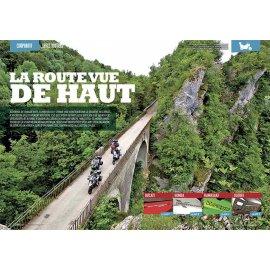 Test gros trails routiers (2014) : Ducati Multistrada, Honda Crosstourer, Kawa Versys, Suz V-Strom