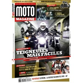 Moto Magazine n° 313- Déc. 2014/Janv. 2015