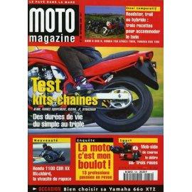 Moto Magazine n° 130 - Septembre 1996