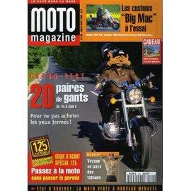 Moto Magazine n° 129 - Juillet / aout 1996