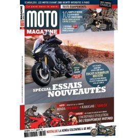 Moto Magazine n° 314 - Février 2015