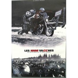 DVD moto : Les 1000 Vacches