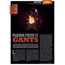 10 Paires de Gants d'Hivers (2015) : Bering, Exo2, Furygan, Gerbing, Ixon, Mac Adam, V'Quattro