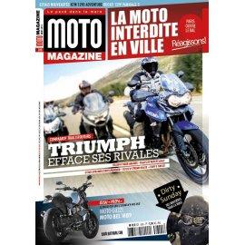 Moto Magazine n° 315 - Mars 2015