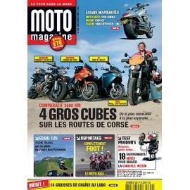 Moto Magazine n° 229 - juillet-août 2006