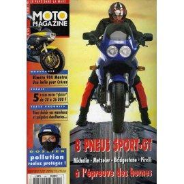Moto Magazine n° 124 - Février 1996