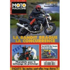 Moto Magazine n° 125 - Mars 1996