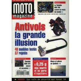Moto Magazine n° 126 - Avril 1996