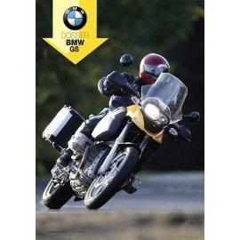 Compile des tests BMW GS de la R 80 à la R 1200 liquide (2004-2014). 133 pages à télécharger