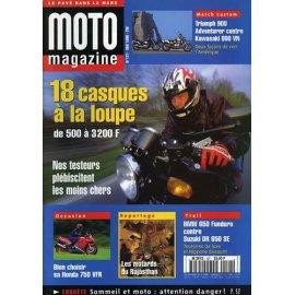 Moto Magazine n° 127 - Mai 1996
