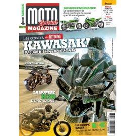 Moto Magazine dossier Spécial Kawasaki