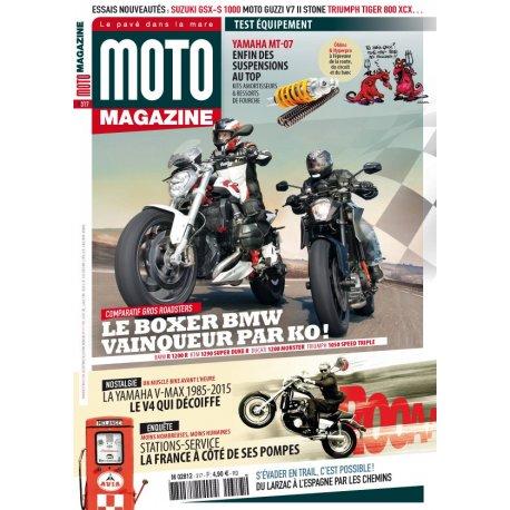 Moto Magazine Avril 2015
