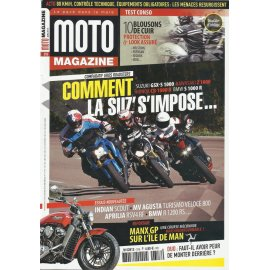 Moto Magazine n° 318 - Juin 2015