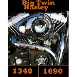 Compile des tests HARLEY DAVIDSON 1450 et 1690 (2004-2014) 90 pages d'essais à télécharger