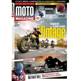 Moto Magazine n° 319 – Juillet/Août 2015