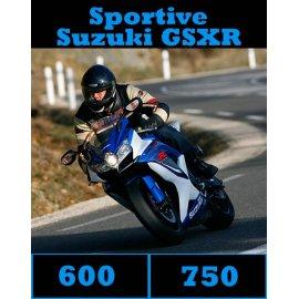 Compile des tests SUZUKI 600-750 GSXR (2006-2011) 51 pages d'essais à télécharger