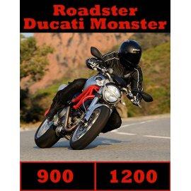 Compile des tests DUCATI 900 et plus MOSTRO (2005-2014) 84 pages d'essais à télécharger