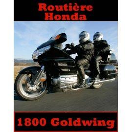 Compile des tests HONDA 1800 Goldwing (2006-2011) 37 pages d'essais à télécharger