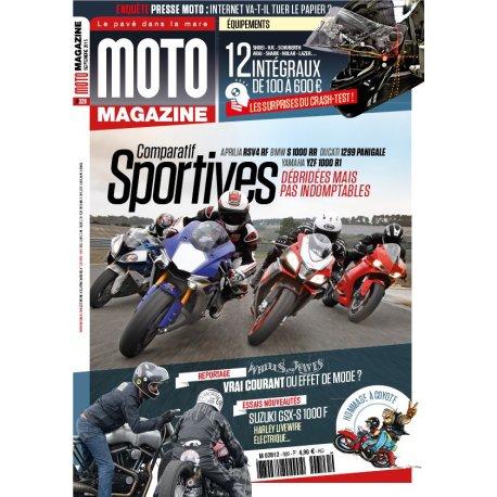 Moto Magazine n° 320 – Septembre 2015