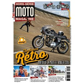 "Hors-série ""Tendance Rétro 2015"" Moto Magazine"