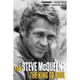"DVD : ""I Am Steve McQueen, The King of Cool"""