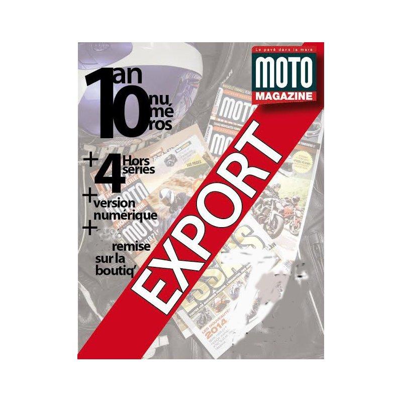 vente abonnement mensuel moto magazine hors s ries version num rique etranger. Black Bedroom Furniture Sets. Home Design Ideas