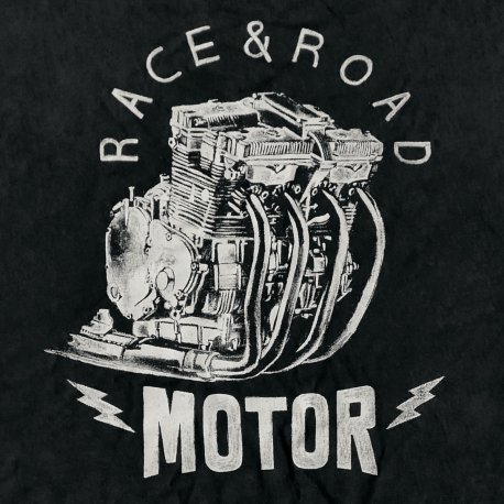 T-shirt Suzuki GSX-R Race et Road Motor