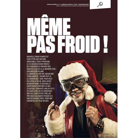 Dossier Froid (2015) : Gants, Vestes, Bottes, Pantalons, Poignées Chauffantes, Manchons, etc...