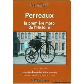 Livre : Perreaux, la première moto de histoire