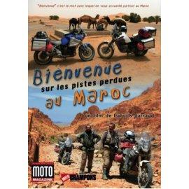 DVD moto : Bienvenue sur les piste oubliées au Maroc