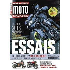 Hors-série Essais 2016 Moto Magazine