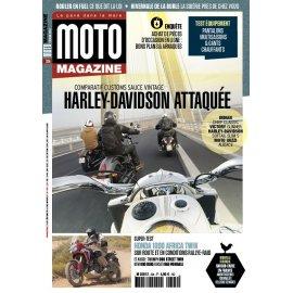Moto Magazine n° 324 – Février 2016
