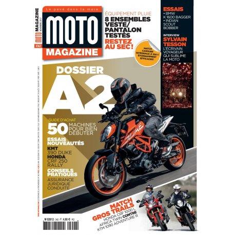 Moto Magazine n° 342 - Novembre 2017
