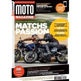 Moto Magazine n° 341 - Octobre 2017