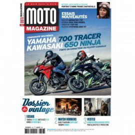 Moto Magazine n°337 - Mai 2017 - version PDF