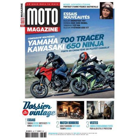 Moto Magazine n°337 - Mai 2017