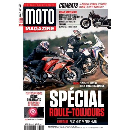 Moto Magazine n° 334 – Février 2017