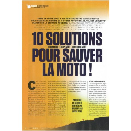 Moto Magazine n° 333 – Déc. 2016/Janv. 2017