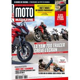 Moto Magazine n° 330 – Septembre 2016