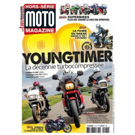 Moto Magazine Hors-série YOUNGTIMER – Juillet 2016