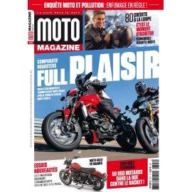 Moto Magazine - n° 327 - Mai 2016