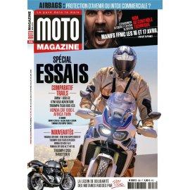Moto Magazine n° 326 – Avril 2016