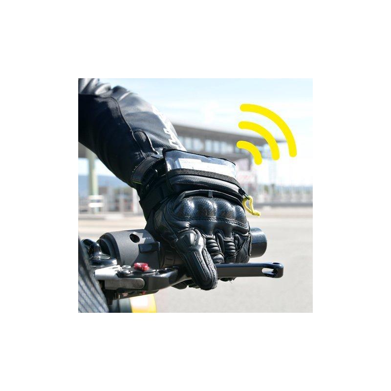 achat motopass porte bo tier t l p age autoroutier et bip garage pour moto. Black Bedroom Furniture Sets. Home Design Ideas