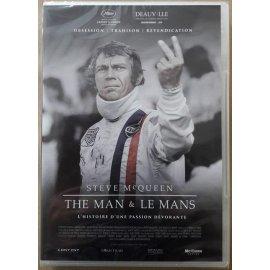 DVD moto : STEVE MCQUEEN - THE MAN et LE MANS